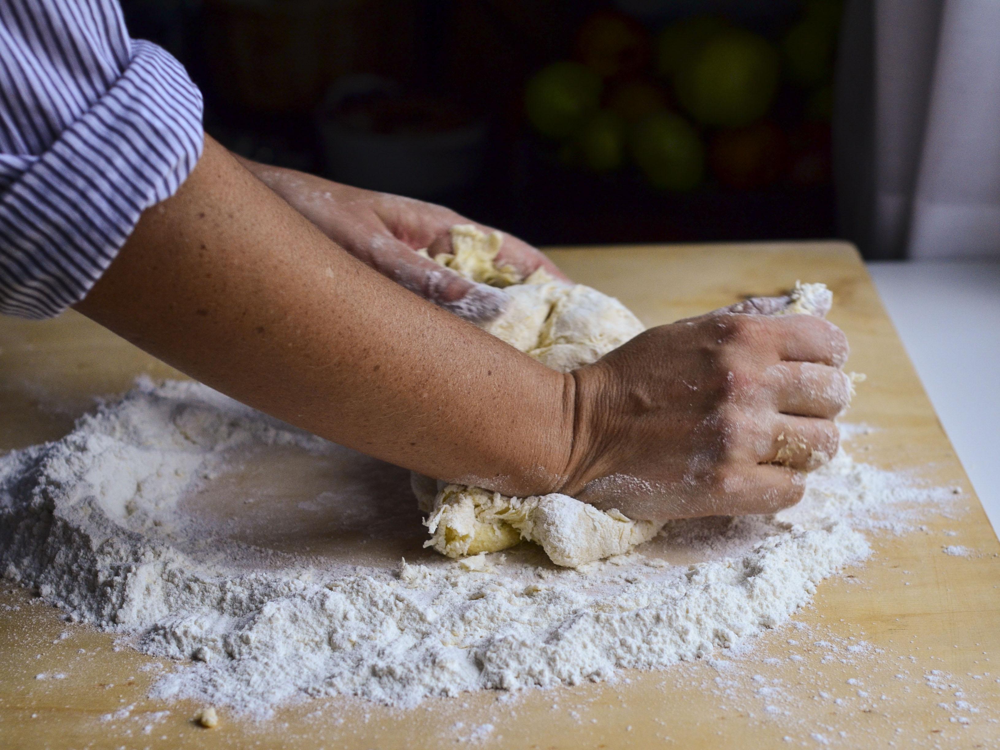 Italian home made ravioli