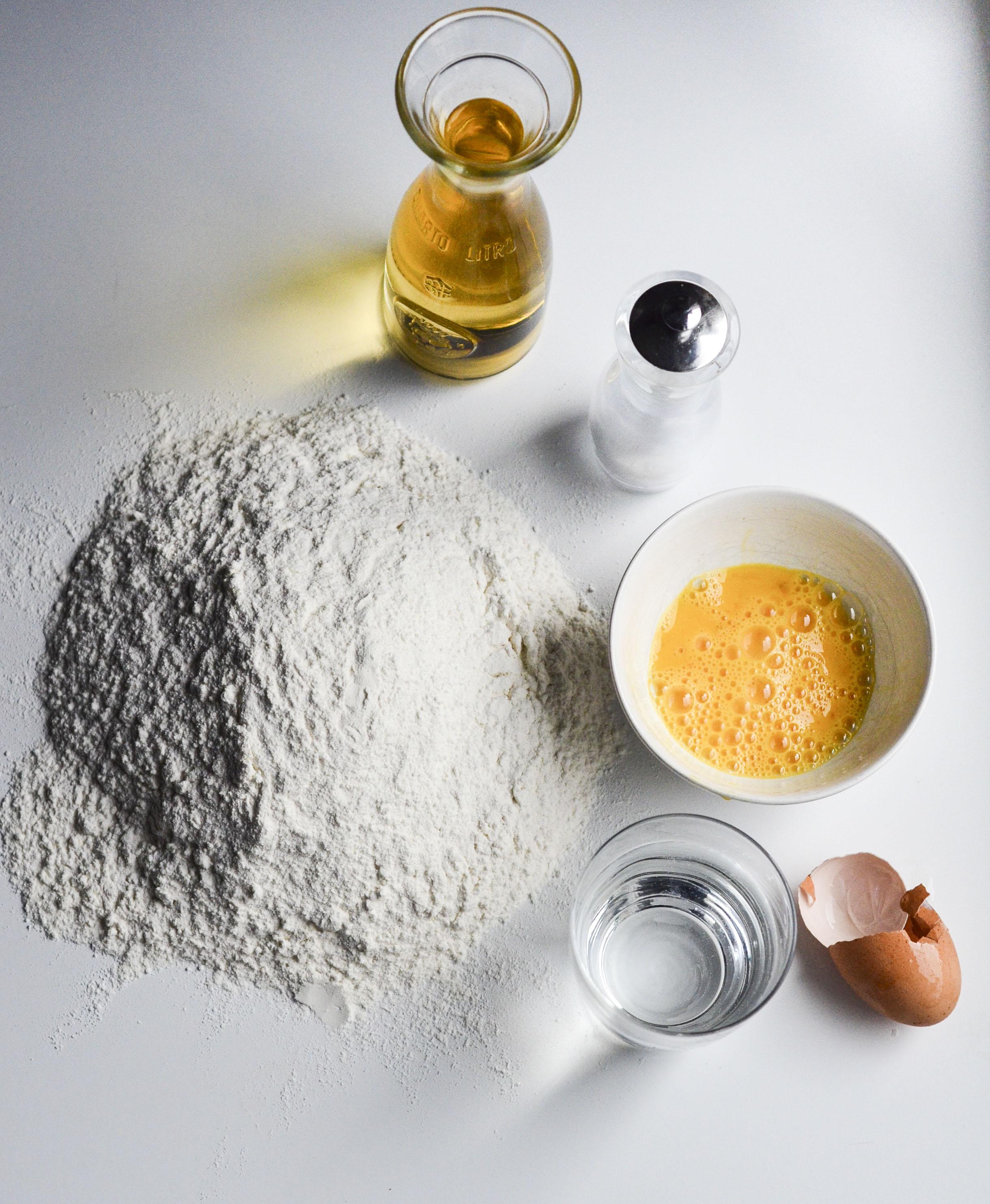 pasta fresca ingredienti