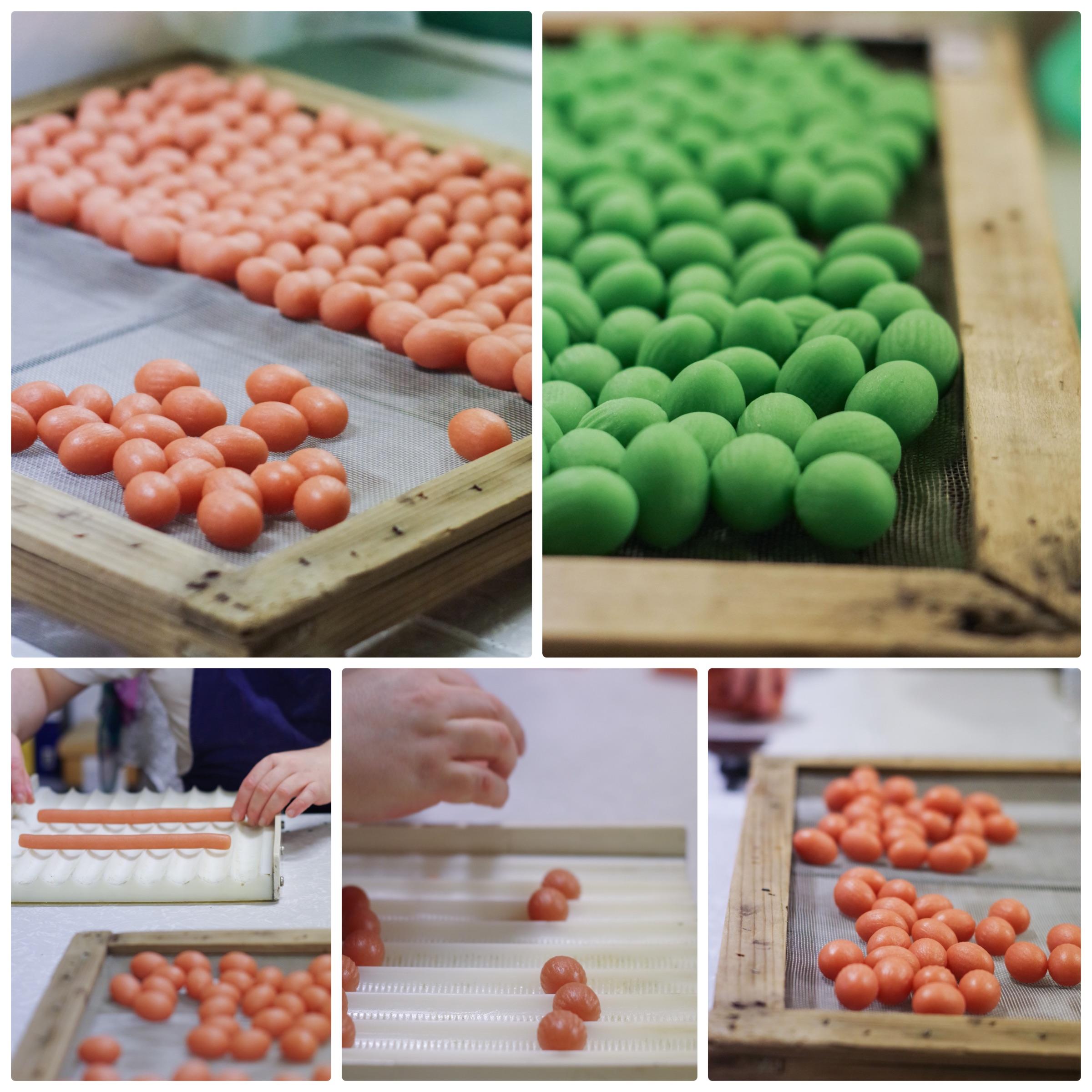i quaresimali di Romanengo: la lavorazione delle ovette di marzapane _ asmallkitcheningenoa