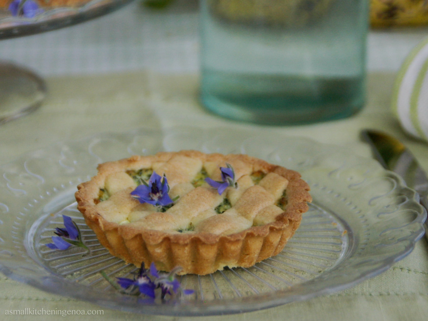 Borages tartlets