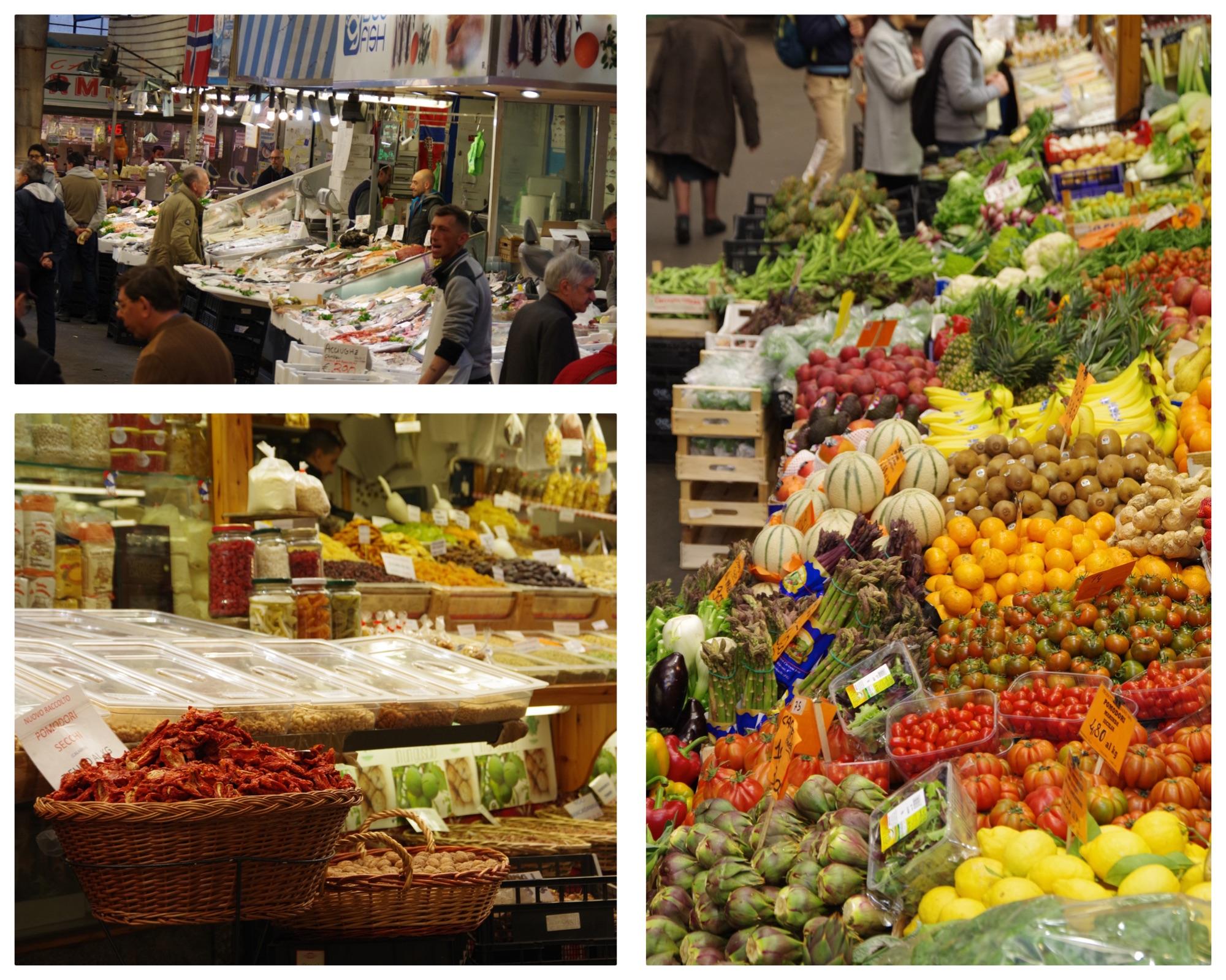 Mercato Orientale di Genova (Genoa East Market)