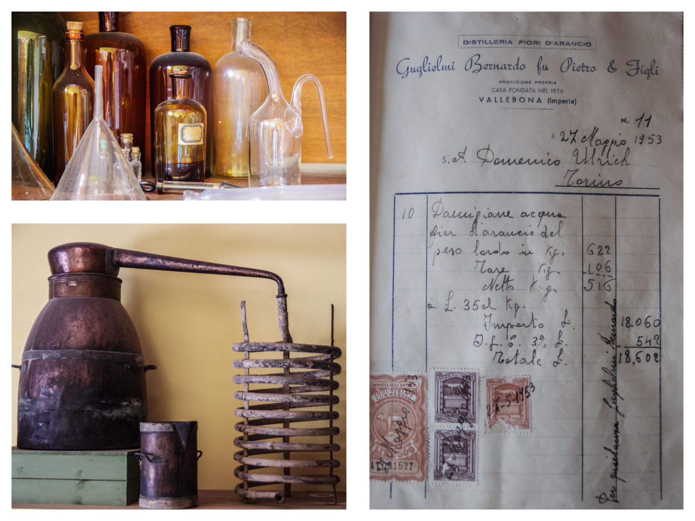 Il museo de La Vecchia Distilleria a Vallebona