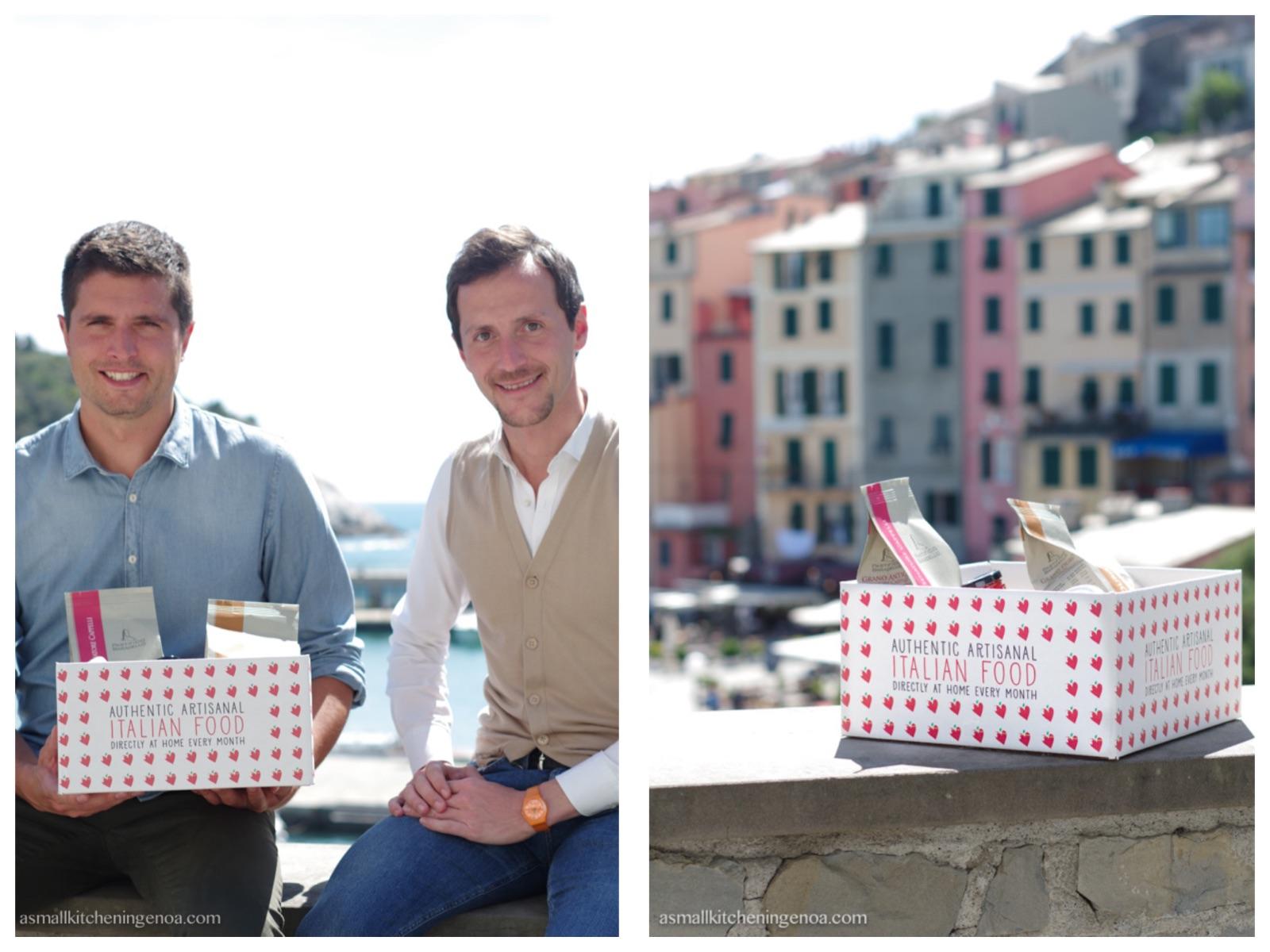 Eattiamo: Cinque Terre box for asmallkitcheningenoa
