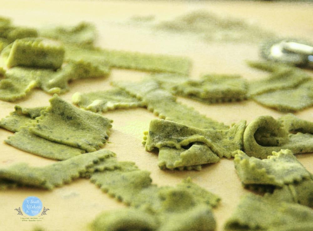 green picagge
