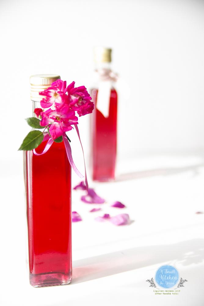 roses syrup 2 bottles