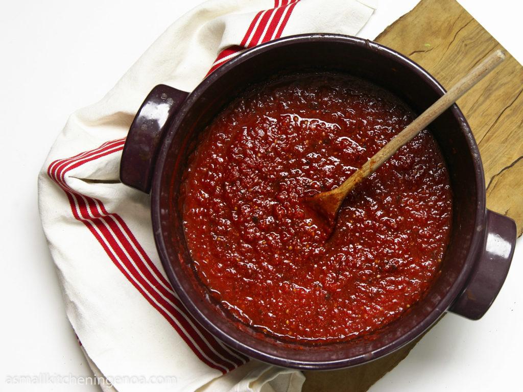 ketchup iItalian style