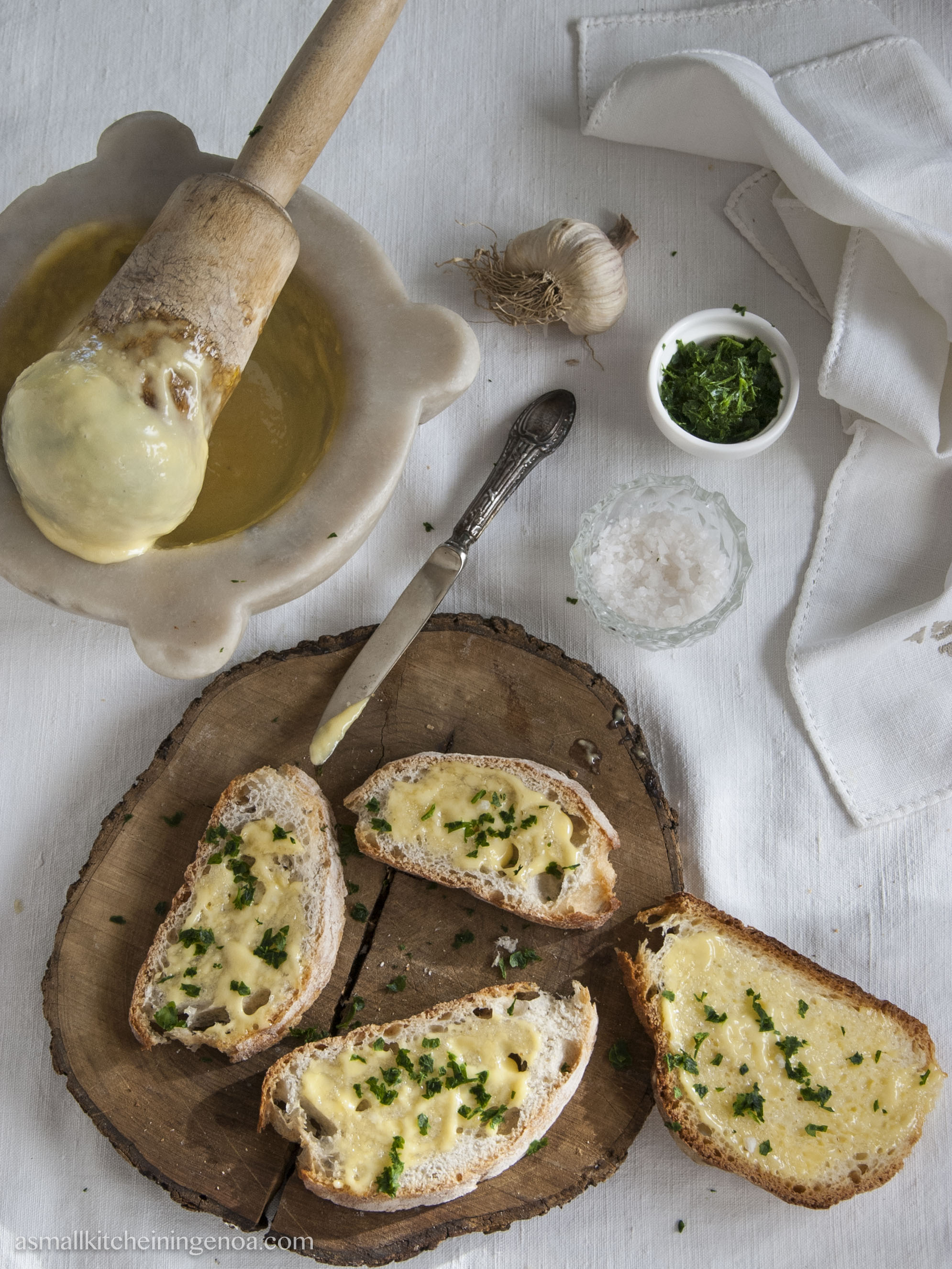 Aiè, the garlic mayo of the Italian Riviera