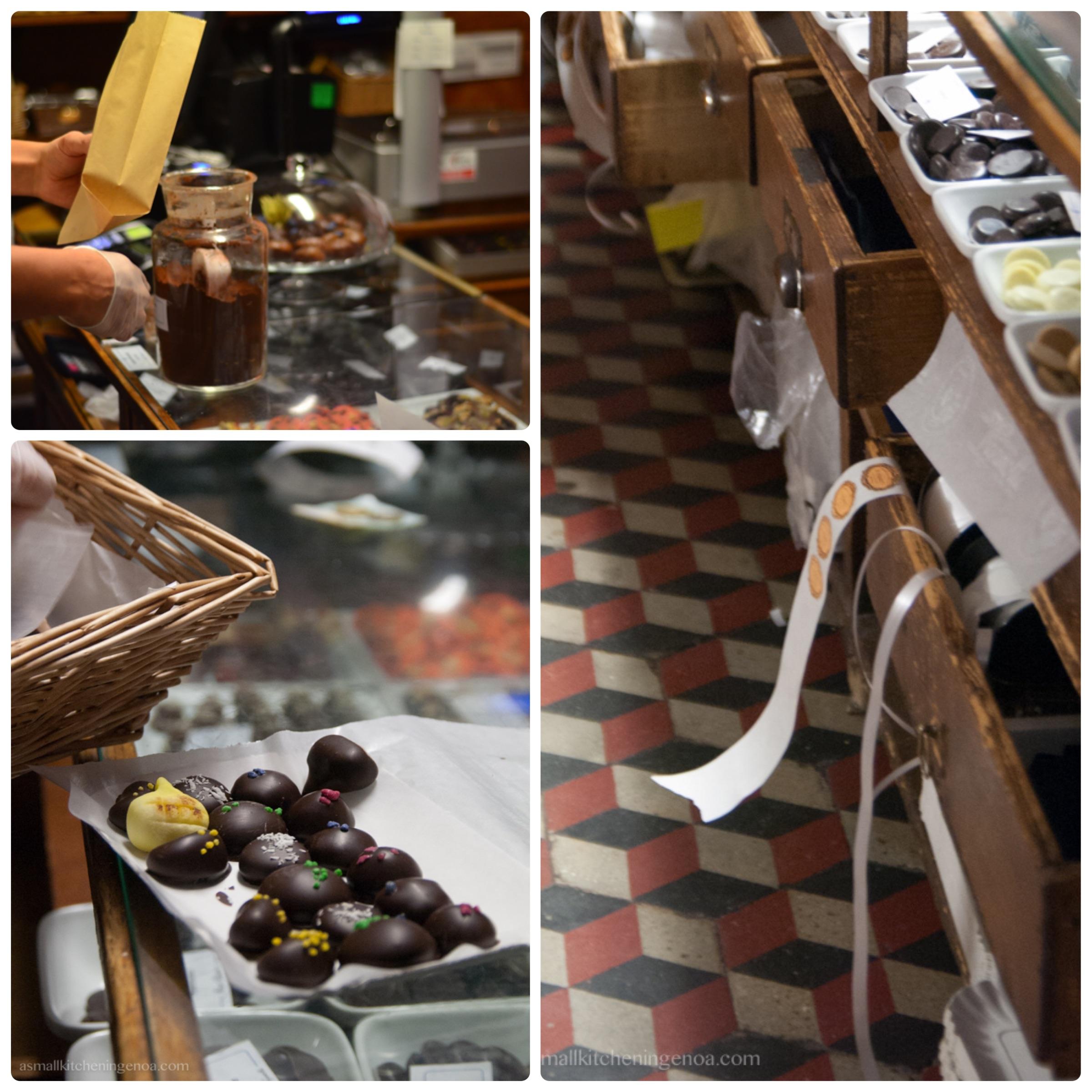 Cioccolato Viganotti Genova