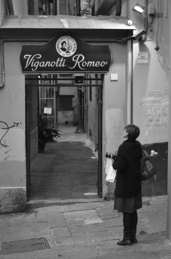 Antica fabbrica di cioccolato Romeo Viganotti