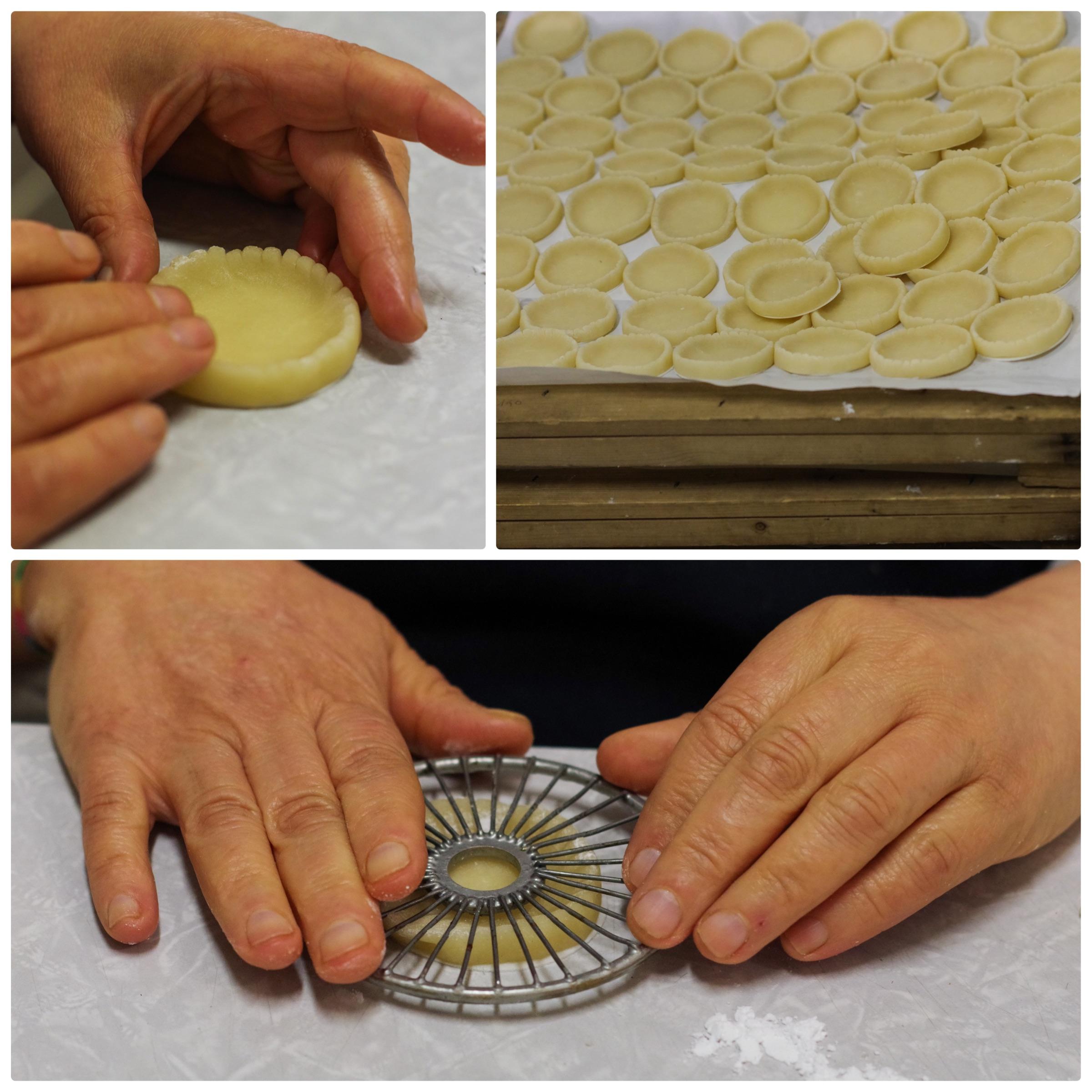 I quaresimali liguri: la preparazione a mano dei marzapani da Romanengo _ asmallkitcheningenoa