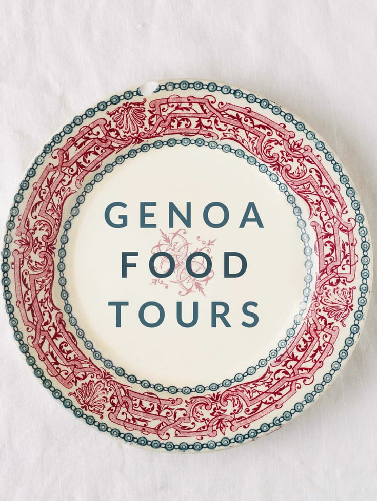 Genoa Food Tours