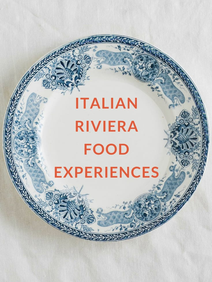 Italian Riviera Food Experiences