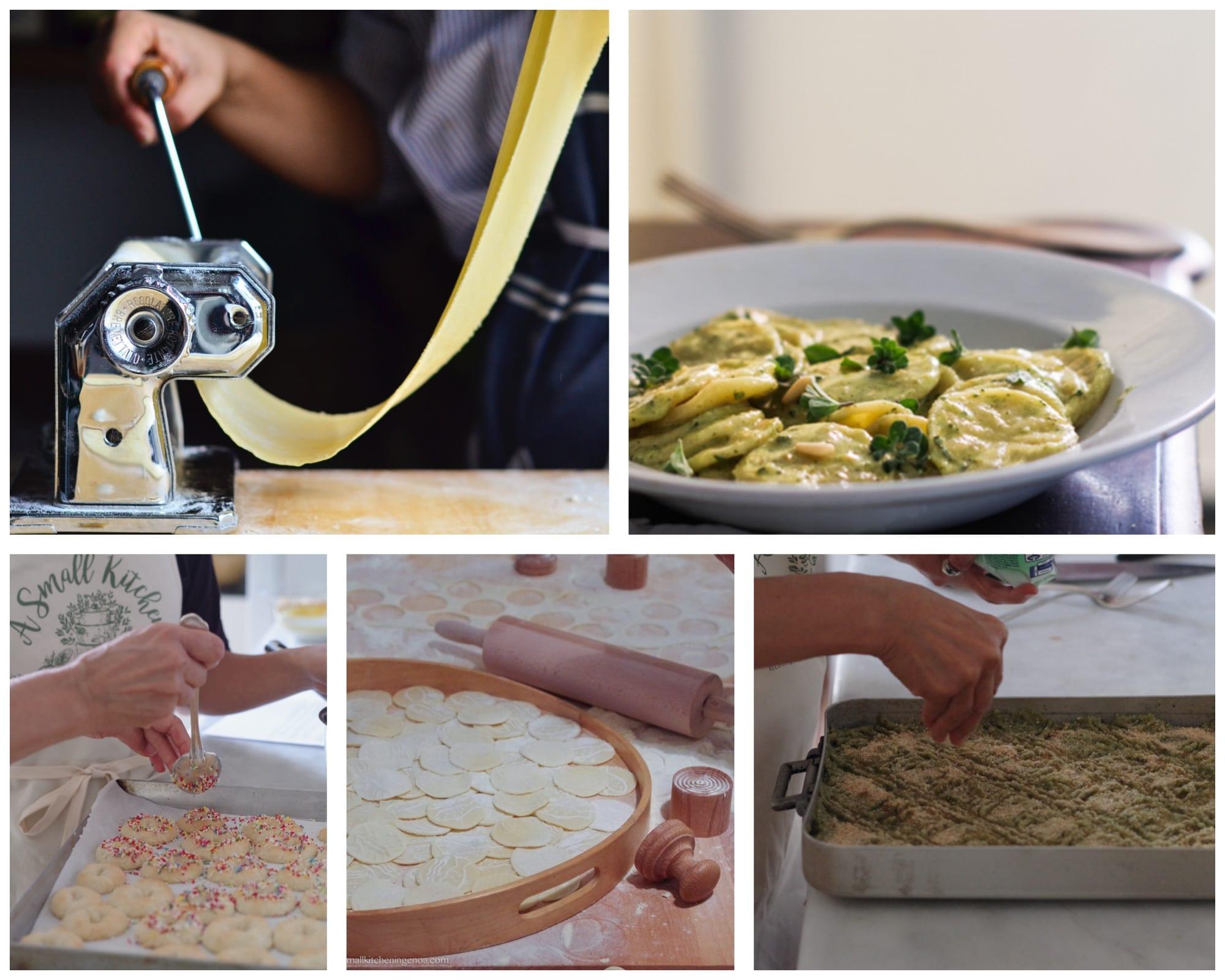 Genoa cookery class