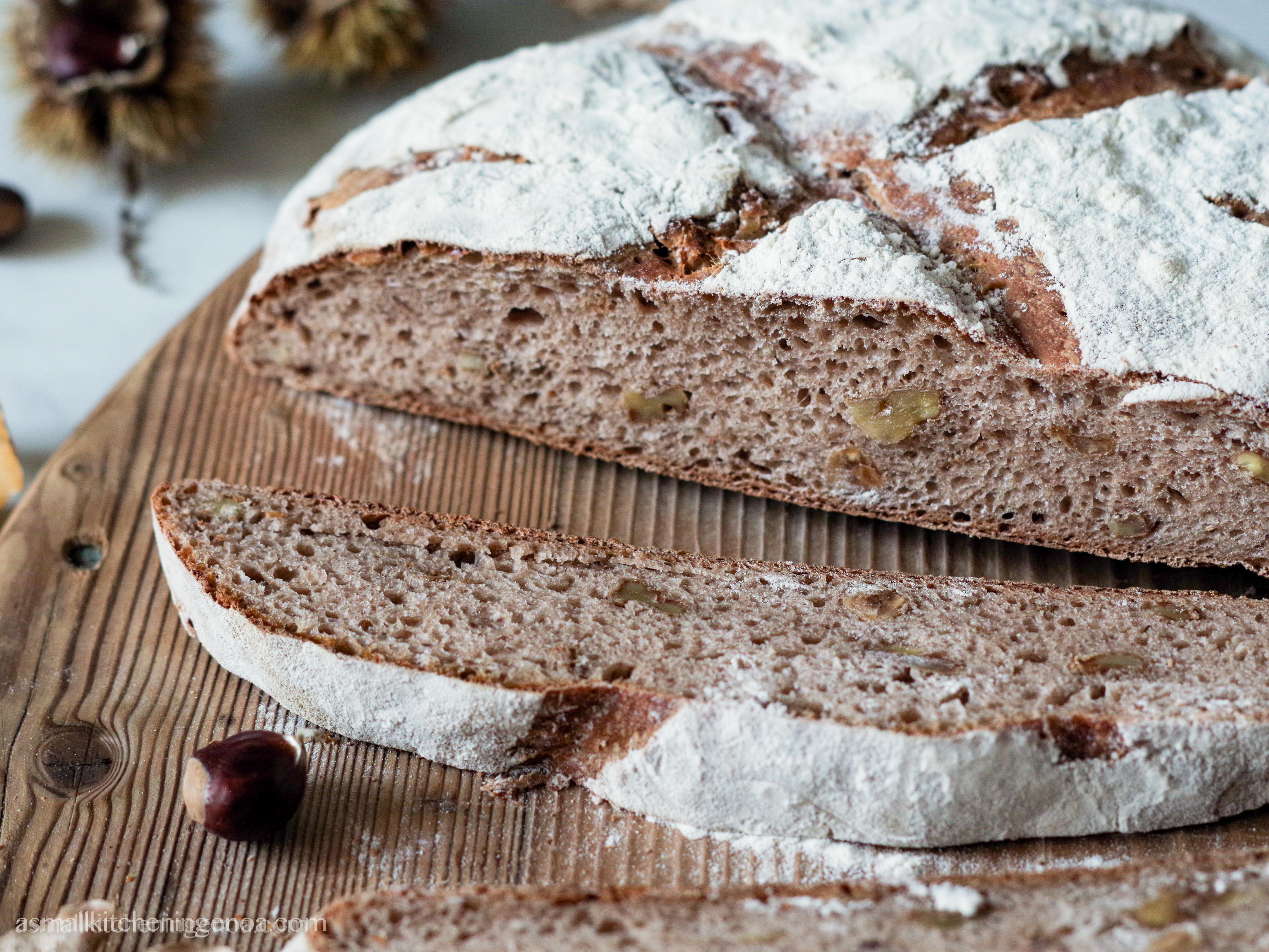 Martino's Chestnut bread