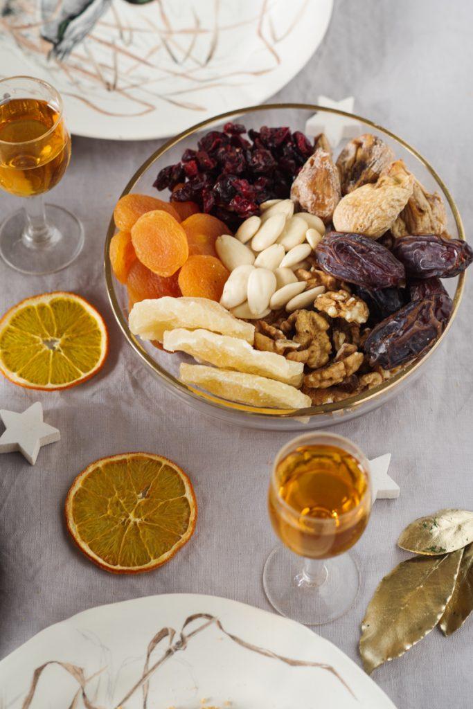 Genoa christmas menu_ dried fruits