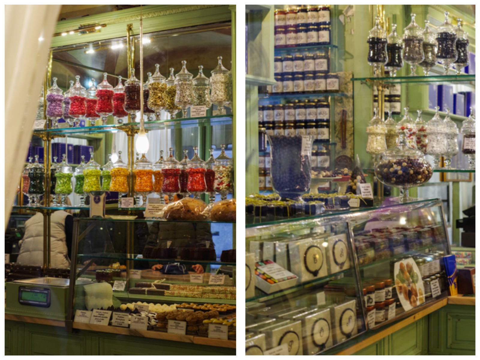 Profumo: the oldest patisserie in Genoa