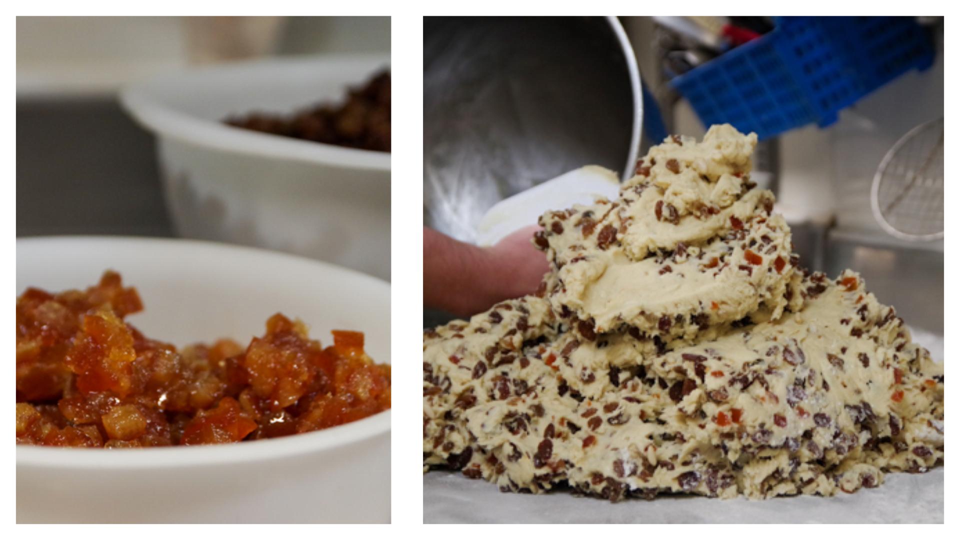 pandolce genovese basso: ricetta della Pasticceria Villa Profumo