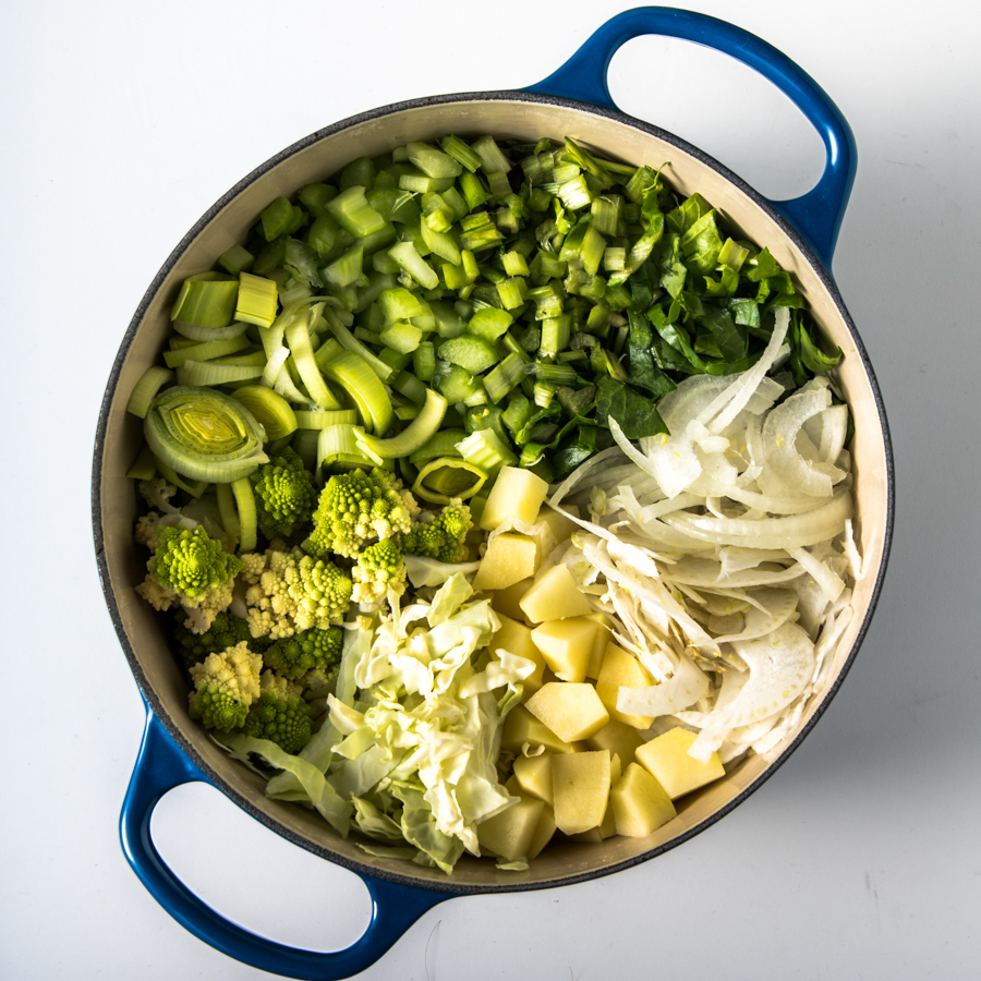 minestra detox