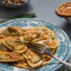 genoa meat ravioli