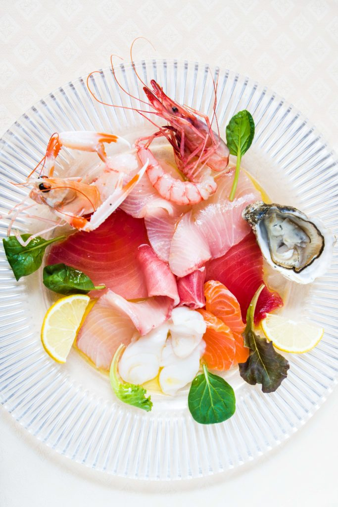 sea food restaurant Genoa_ippogrifo