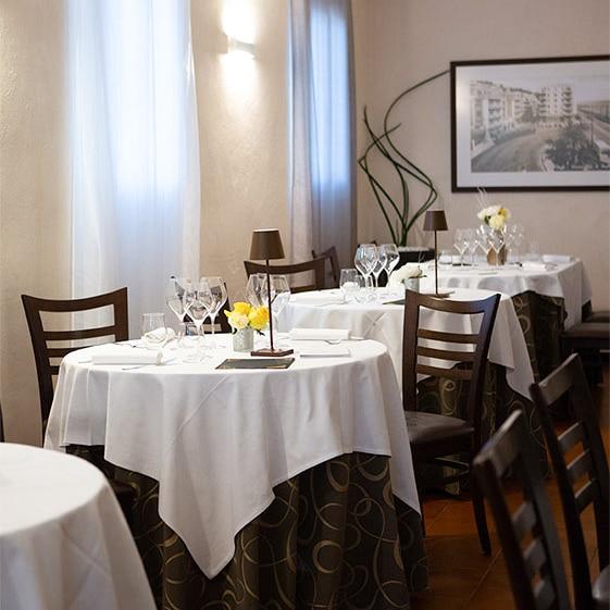 seafood restaurant in Genoa