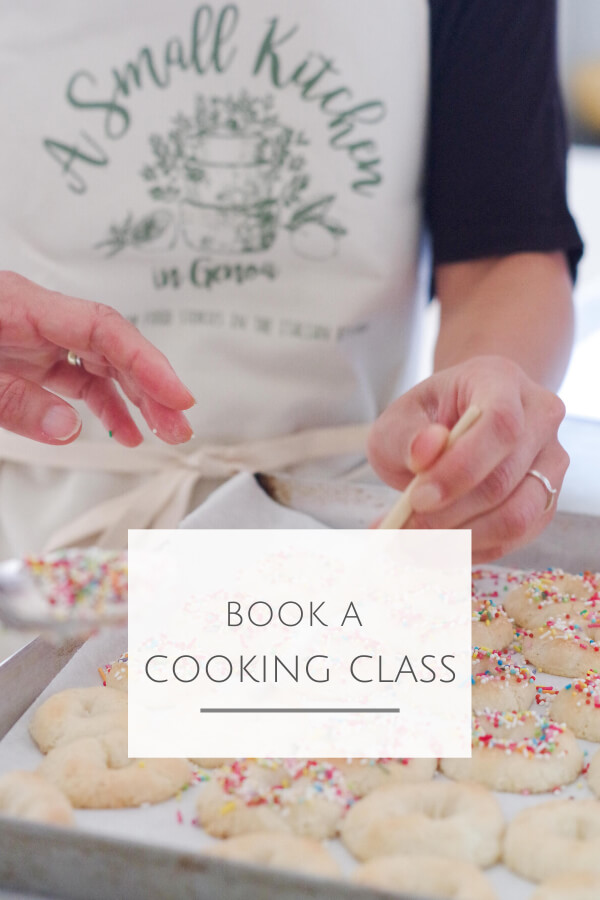 Genoa cooking class