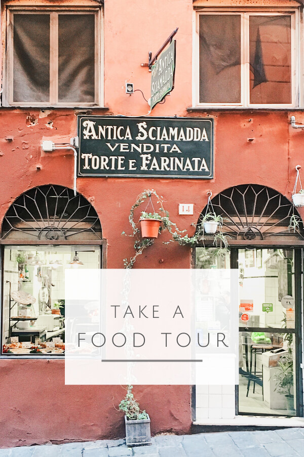 Genoa food tour