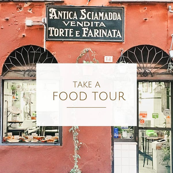Take a Genoa Food Tour