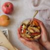 hot fruit salad _ asmallkitcheningenoa