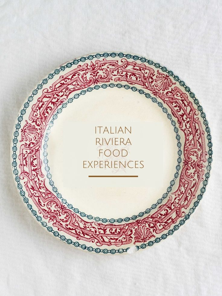 Italian Riviera food experiences