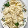 Turle:recipe of the traditional Liguria potato and cheese dumplings