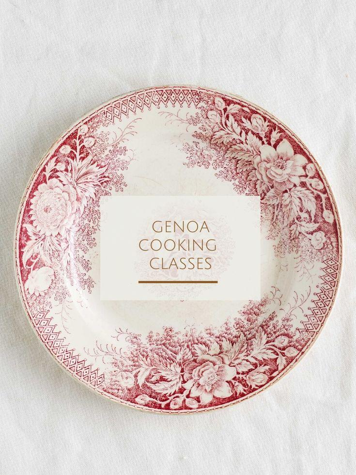 Genoa cooking classes