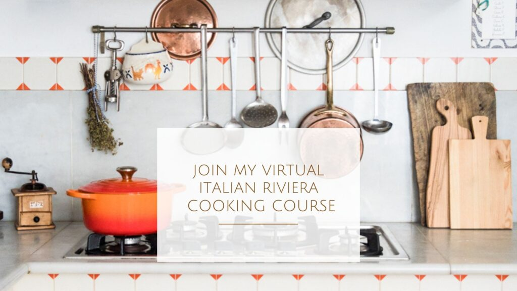 join italian riviera cooking course