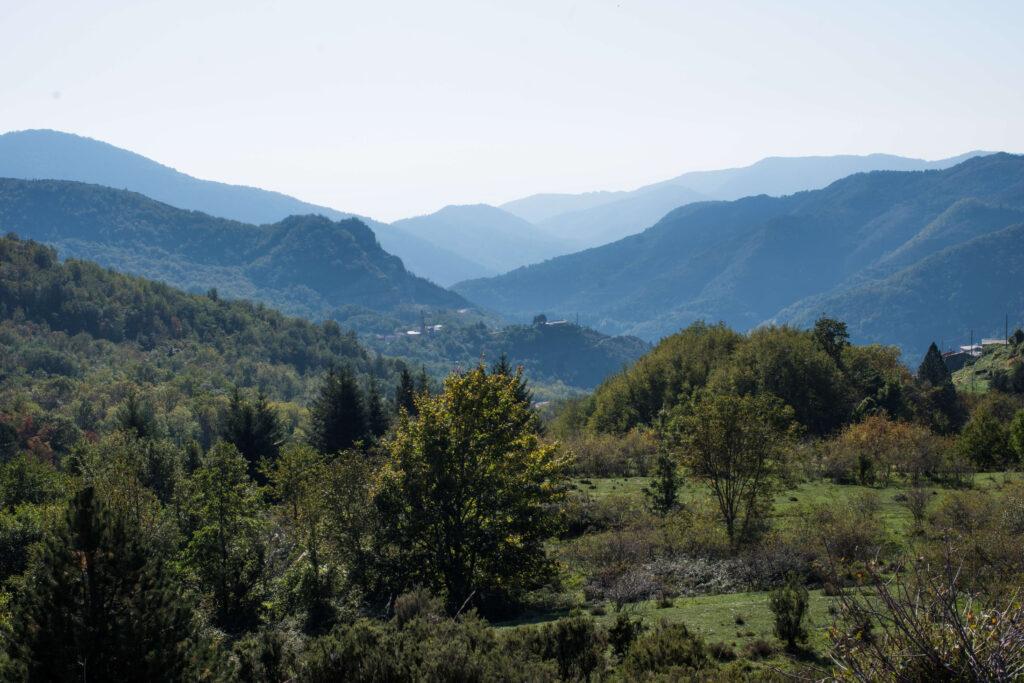 Val Graveglia in Liguria