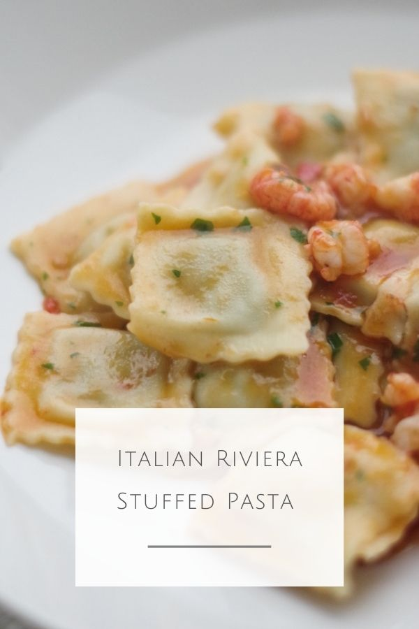 Liguria Food Guide Italian Riviera traditional stuffed pasta