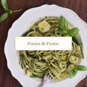 pesto online cooking class