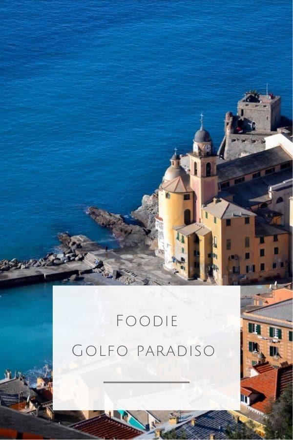 Guida per golosi Liguria Golfo Paradiso