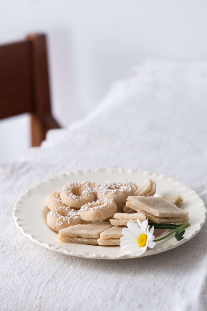 Quaresimali, Liguria Easter sweets made of marzipan