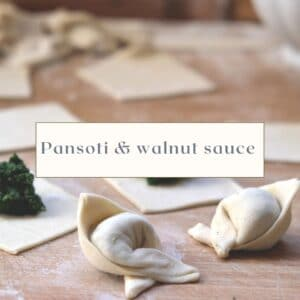 pansoti online cooking class Liguria