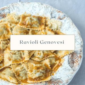 Ravioli genovesi corso online